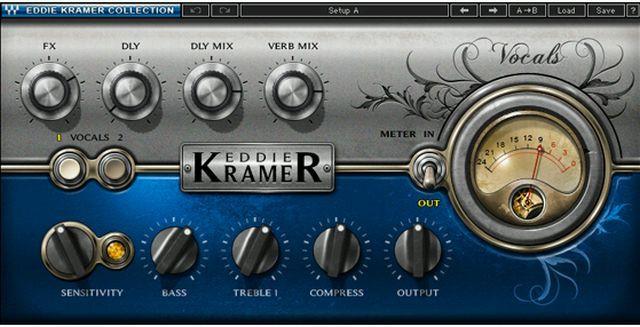 Waves Eddie Kramer Vocal Channel License