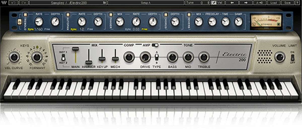 Waves Electric 200 Piano License