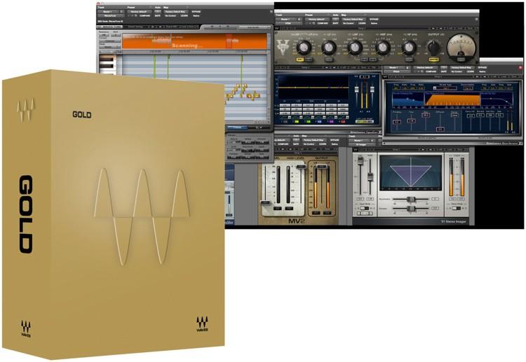 Waves Gold License Bundle