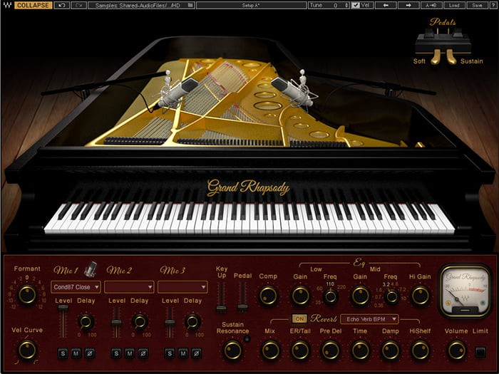 Waves Grand Rhapsody Piano License
