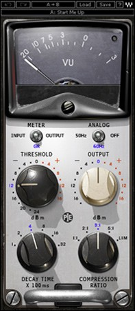 Waves Kramer PIE Compressor License