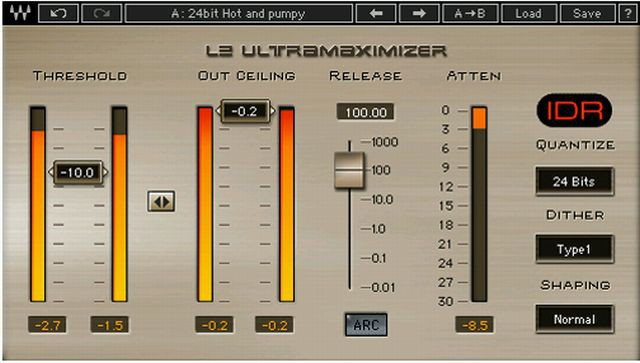 Waves L2 Ultramaximizer License