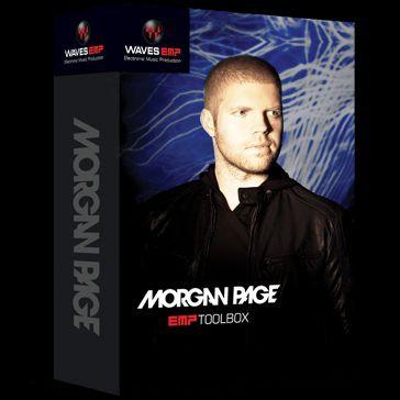 Waves Morgan Page EMP Toolbox License Bundle