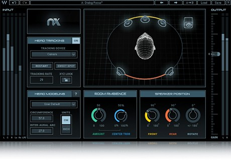 Waves NX Virtual Mix Room over Headphones License