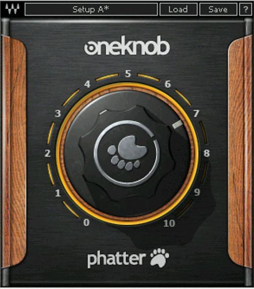 Waves One Knob Phatter License