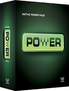Waves Power Pack License Bundle