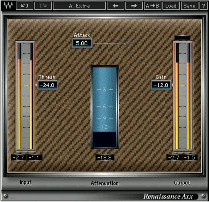 Waves Renaissance Axx License