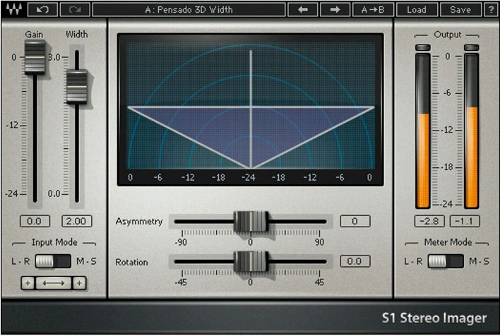 Waves S1 Stereo Imager License