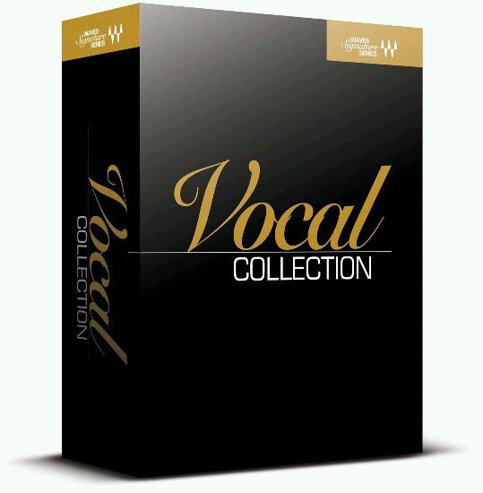 Waves Signature Series Vocals License Bundle