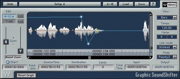 Waves Soundshifter License