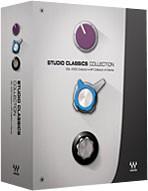 Waves Studio Classics Collection License Bundle
