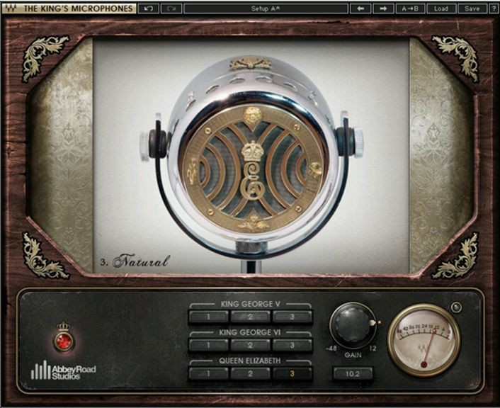 Waves The King s Microphones License