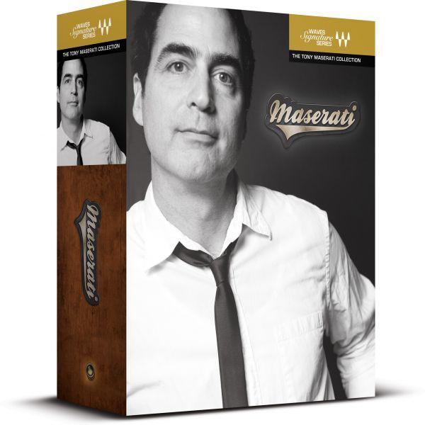 Waves Tony Maserati Signature Series Bundle