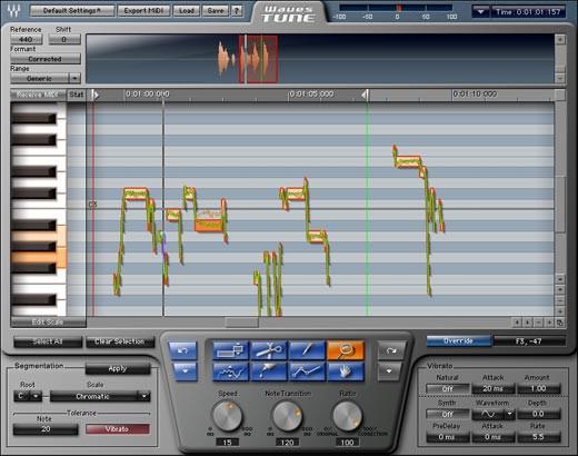 Waves Tune License Bundle