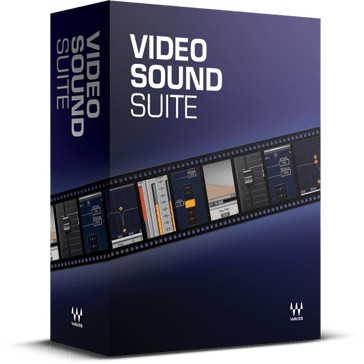 Waves Video Sound Suite License Bundle