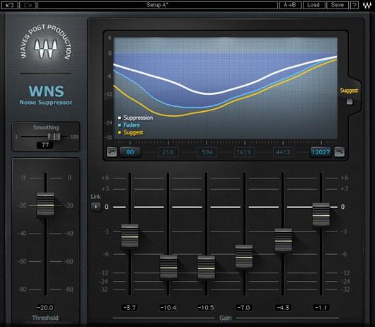 Waves WNS Noise Suppressor Native License