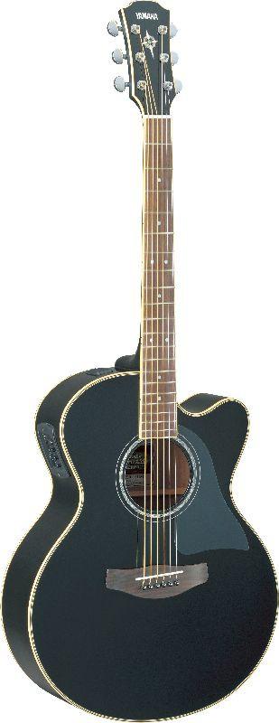 Yamaha CPX 700II Black