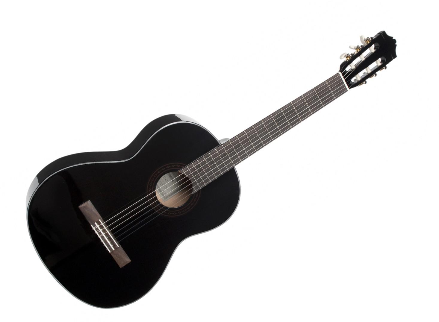 Yamaha C 40 BL Black