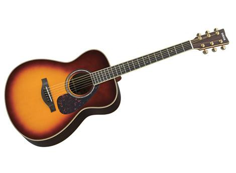 Yamaha FS 720 S Tobacco Brown Sunburst New