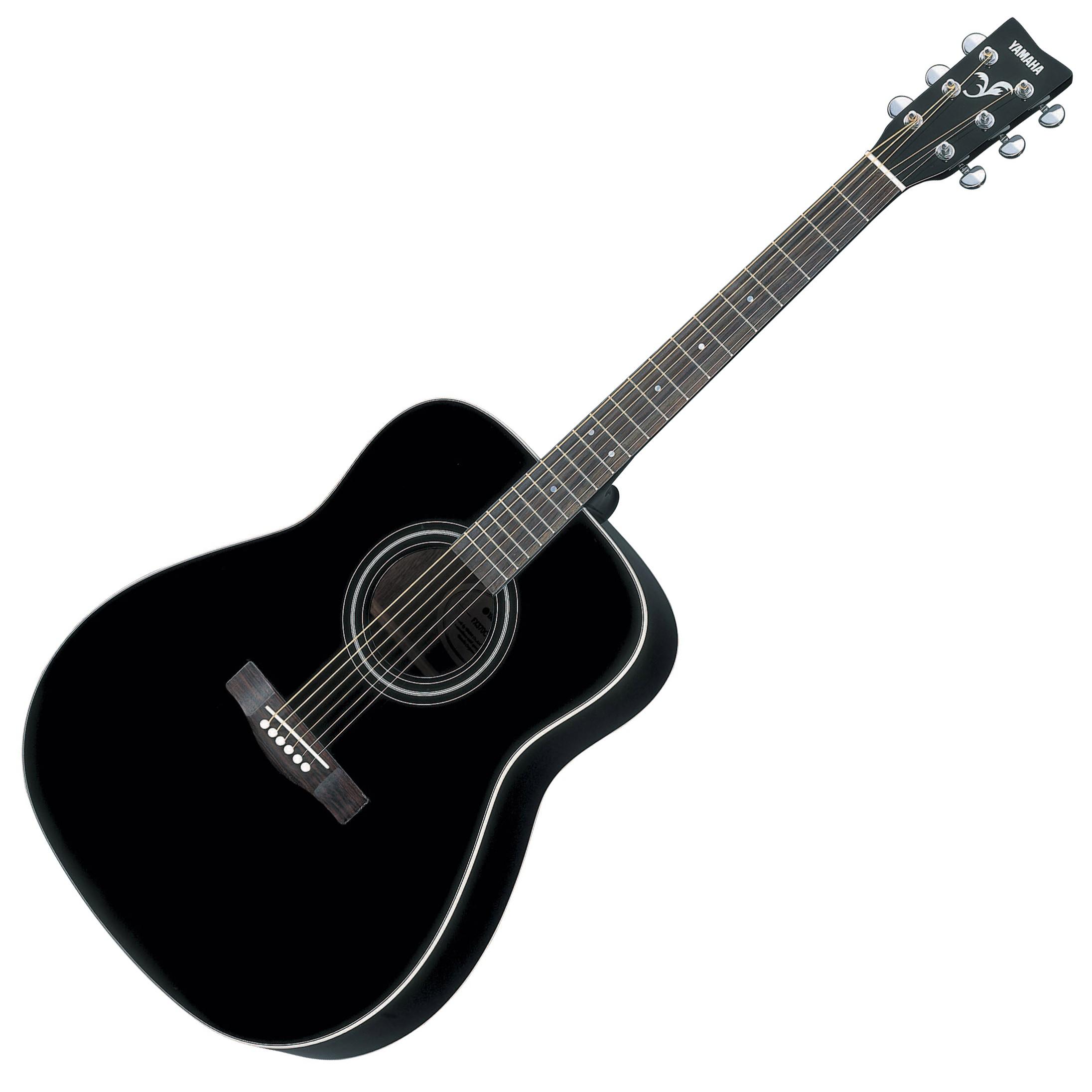 Yamaha F 370 BL Black