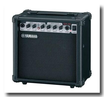 Yamaha GA 15