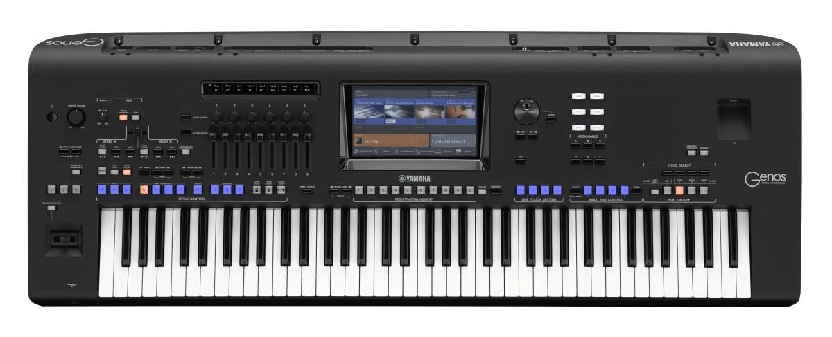 Yamaha Genos V2 0 Digital Workstation