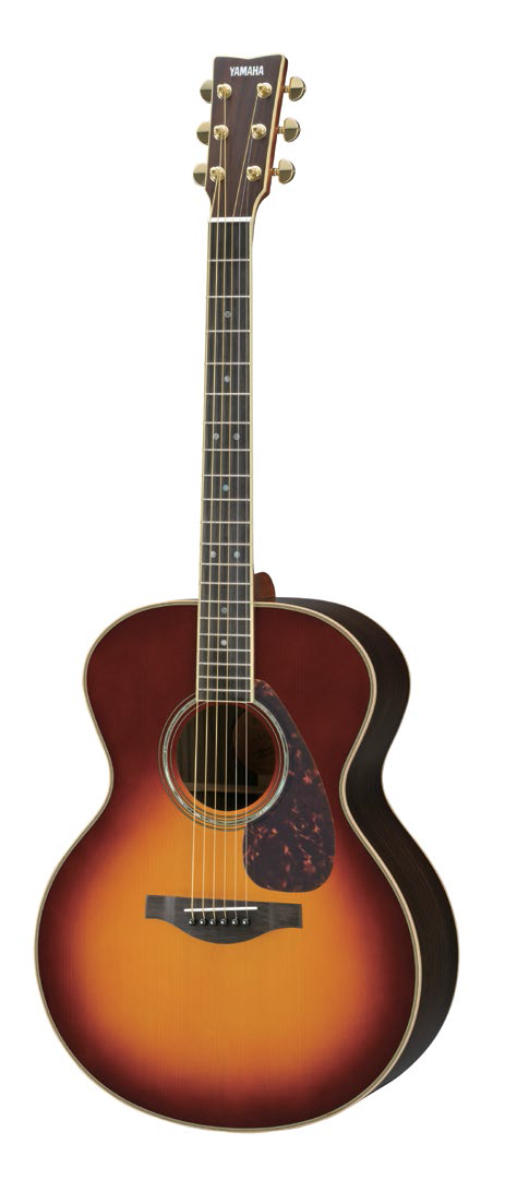 Yamaha LJ 16 A R E BS Brown Sunburst