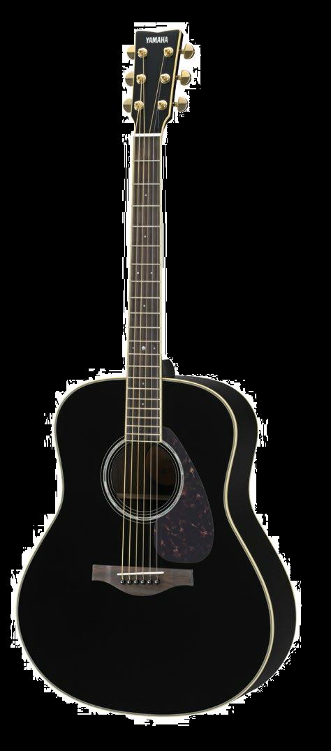 Yamaha LL 6 A R E BL Black