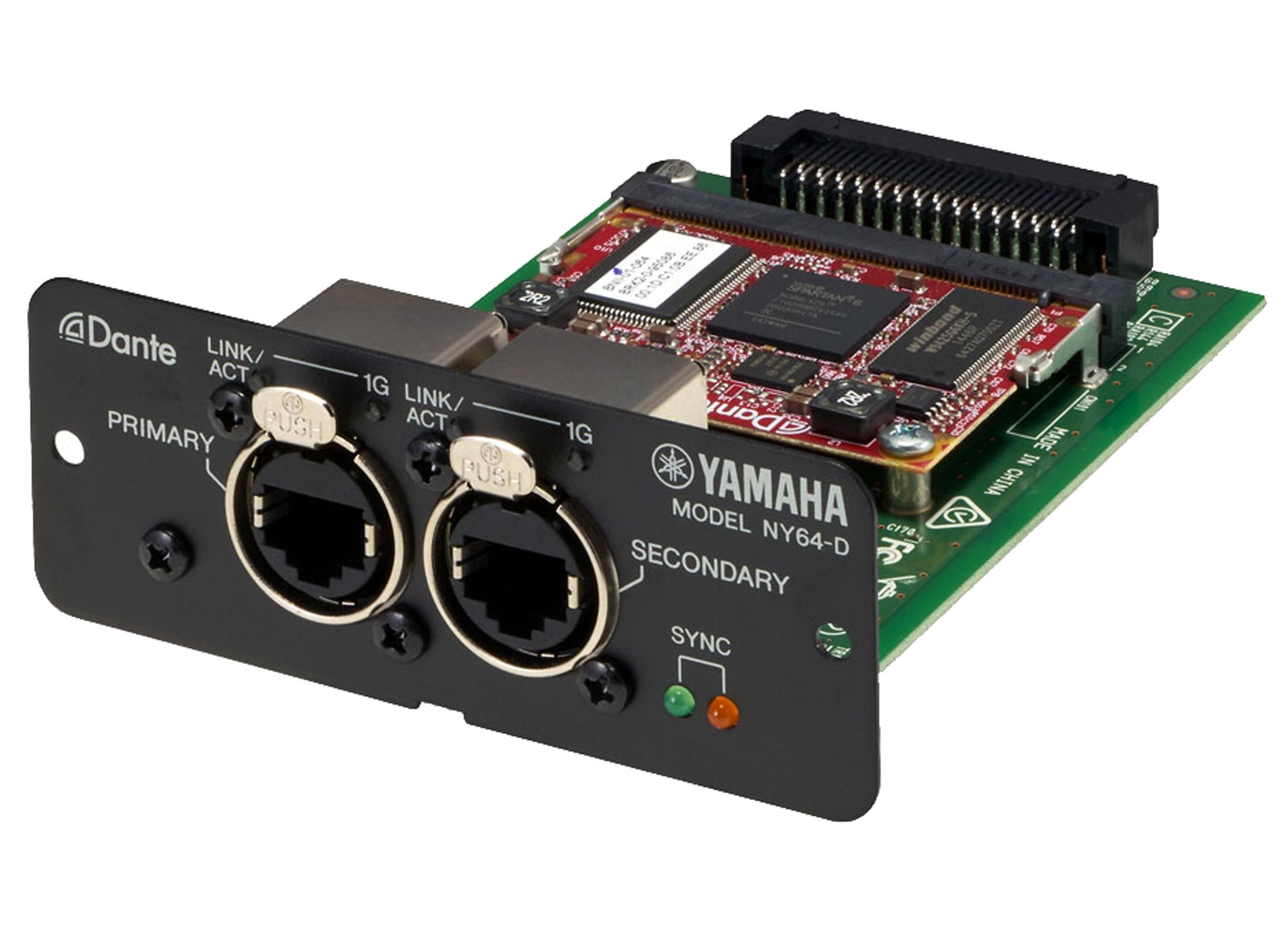 Yamaha NY 64 D Interfacekarte