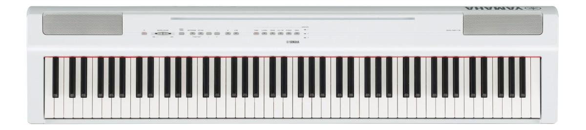 Yamaha P 125 White