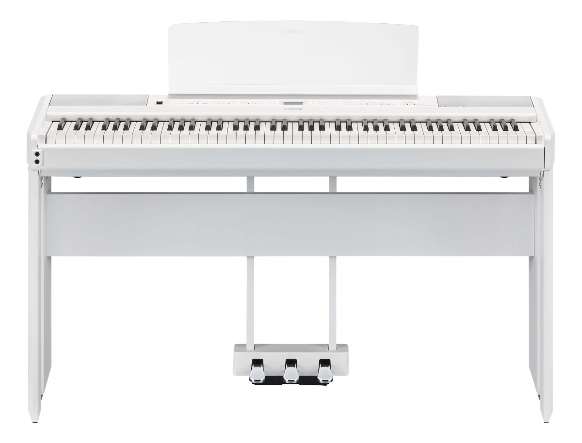 Yamaha P 515 White Komplettset