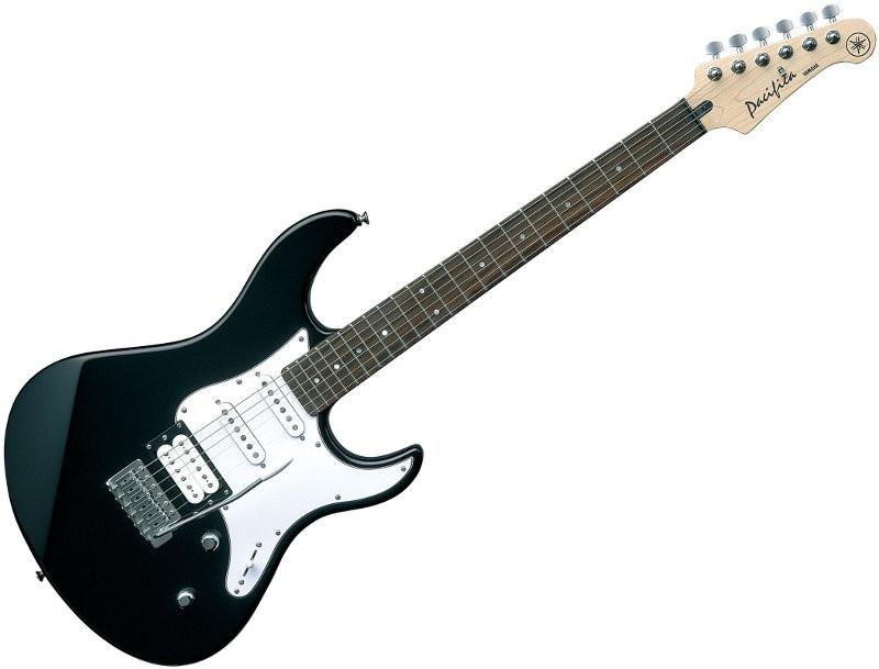 Yamaha Pacifica 112 V BL Black