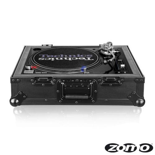 Zomo T 2 NSE Plattenspieler Case Black