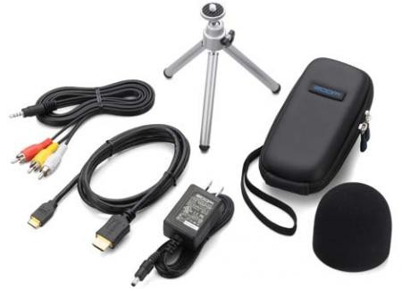 Zoom APQ 3HD Accessory Pack  Zoom Q3 HD