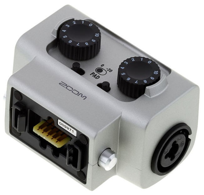 Zoom EXH 6 Dual XLR TRS Input