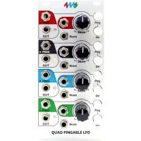 4ms Quad Pingable LFO