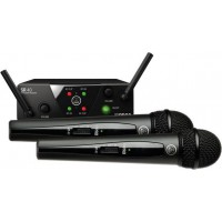 AKG WMS40 Mini Dual Vocal Set Band 2 3