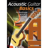 Acoustic Guitar Basics von Georg Wolf