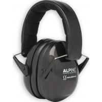 Alpine Adult Drummer Protection Black
