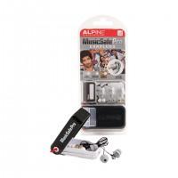 Alpine Music Safe Pro Earplugs Black