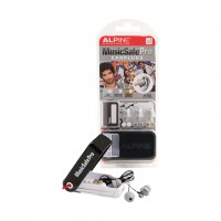 Alpine Music Safe Pro Earplugs White