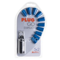 Alpine Plug   Go 5x2 Earplugs