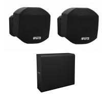 Apart Audio Mask 2 Set Black