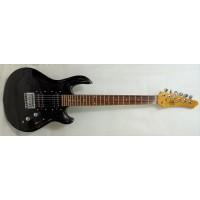 Aslin Dane Kahn Jr  Kids Guitar Black inkl Bag