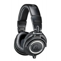 Audio Technica ATH M50x Black