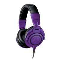 Audio Technica ATH M50x PB Purple Black Limited