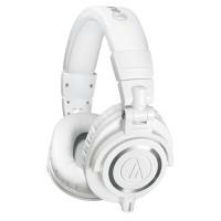 Audio Technica ATH M50x White