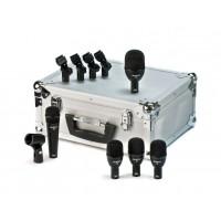 Audix Fusion FP 5 Drum Microphone Set