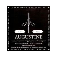Augustine Black Low Set