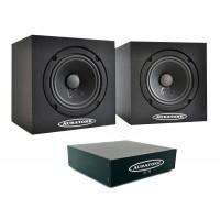 Auratone 5C Super Sound Cube Black Set inkl  A2 30